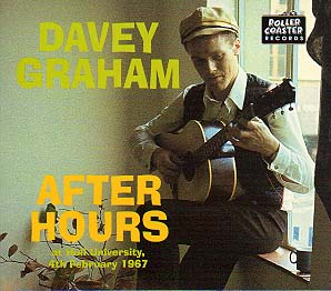 After Hours - Davy Graham